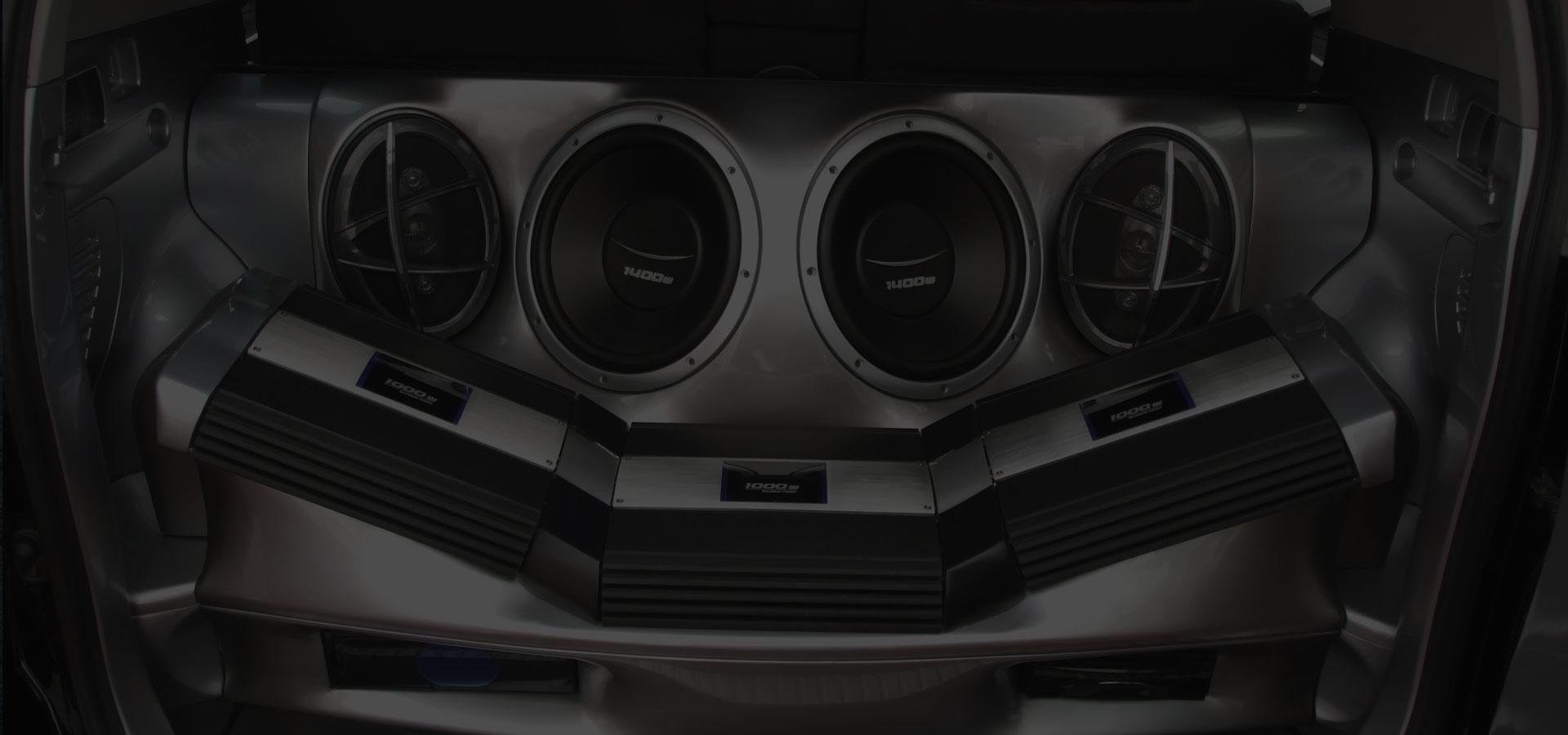 DSP car audio